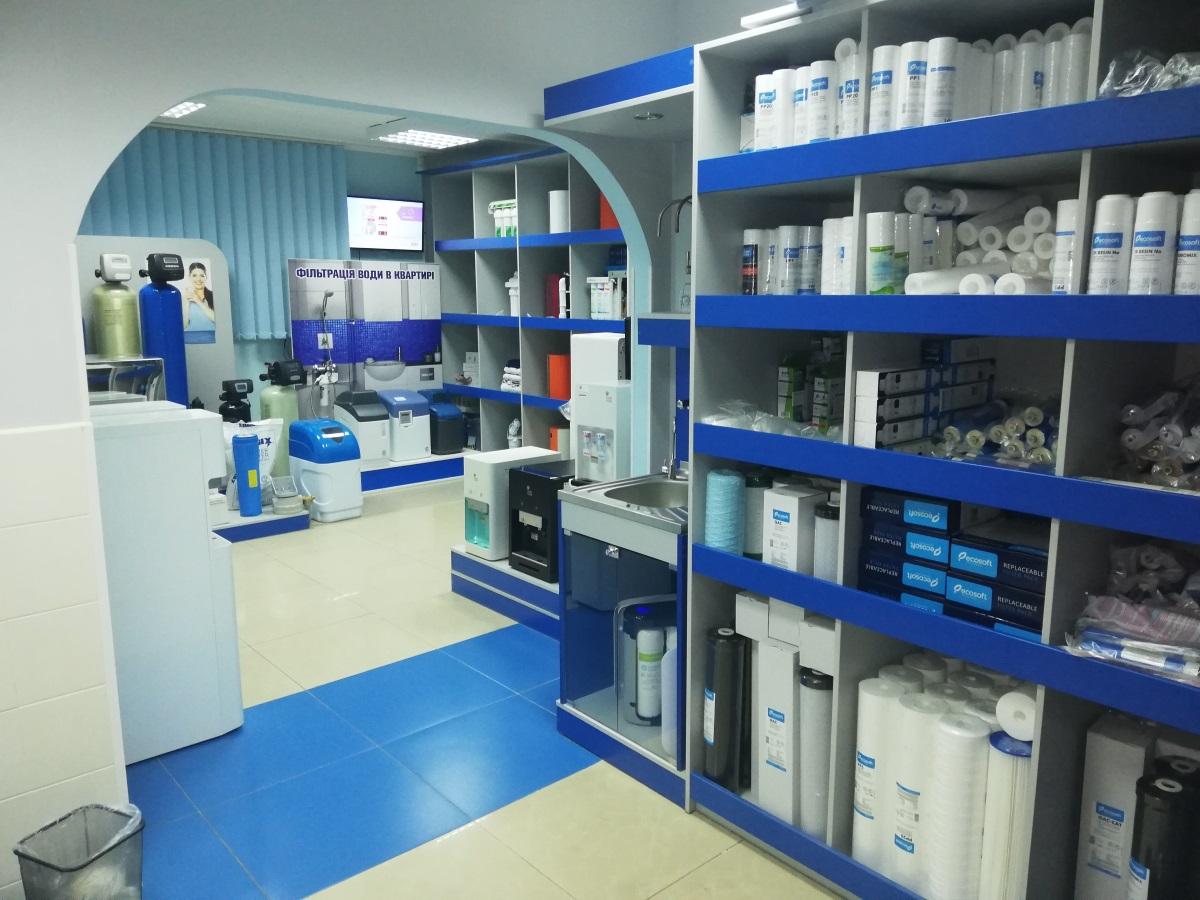 Магазин фильтры для воды Киев