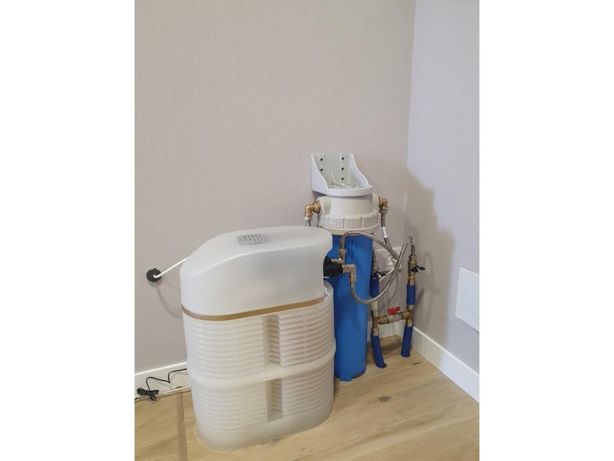 Очистка воды для квартиры с 1 санузлом