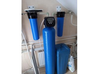 Умягчение и обезжелезивание воды