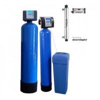 Раздельная система очистки воды для дома.